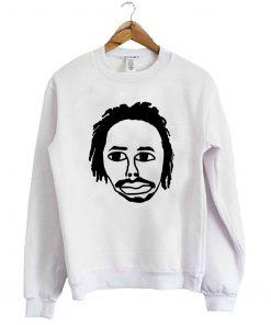 Earl Sweatshirt – White Sweatshirt