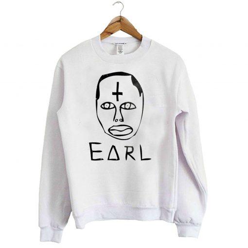 Earl Sweatshirt Galaxy Sweatshirt