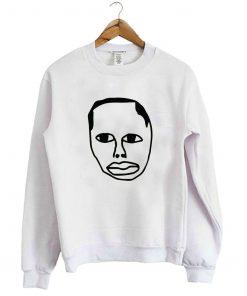 Earl White Sweatshirt
