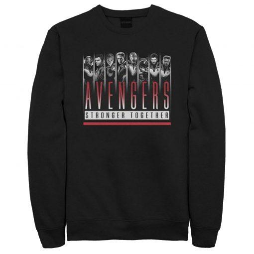 Marvel Avengers Together Fleece Sweatshirt