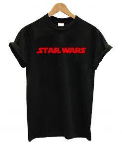 Star Wars Black T-Shirt