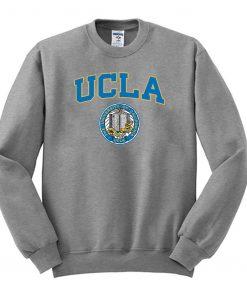 UCLA Block & Seal Sweatshirt