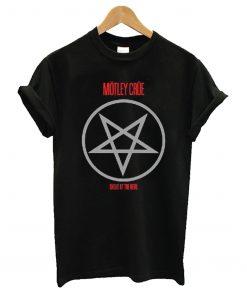 Motley Crue Shout at the Devil T-Shirt