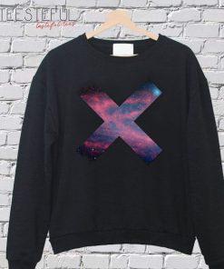 Cross Design Sweatshirt