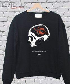 Skull Japanese SweatShirt