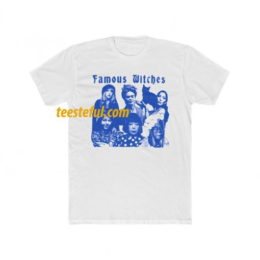 Famous Witches T-Shirt thd
