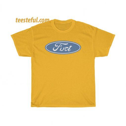 Fuct T-shirt unisex adut tee thd
