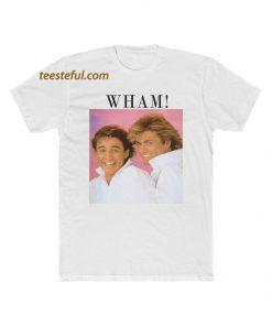 George Michael Wham! t shirt thd