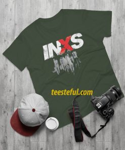 INXS in excess Michael Hutchence T shirts thd