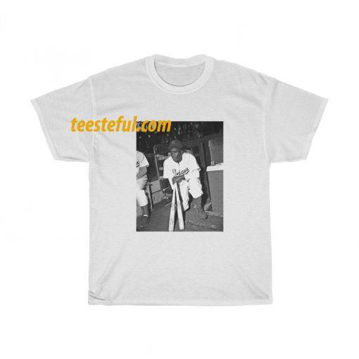 Jackie Robinson Record T-Shirt thd