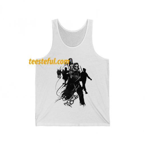 My Chemical Romance Reaper Tank Top thd