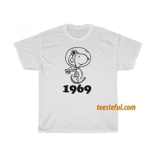 Snoopy 1969 T-Shirt THD