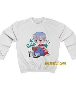 Suga Sweatshirt k-pop sweatshirt thd