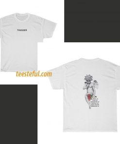 Thugger Angel T-shirt (2side) thd